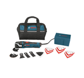 Bosch Oscillating Multi-Tool Kit MX30EC-21, Oscillating Multi-Tools